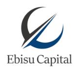 Ebisu Capital Inc.
